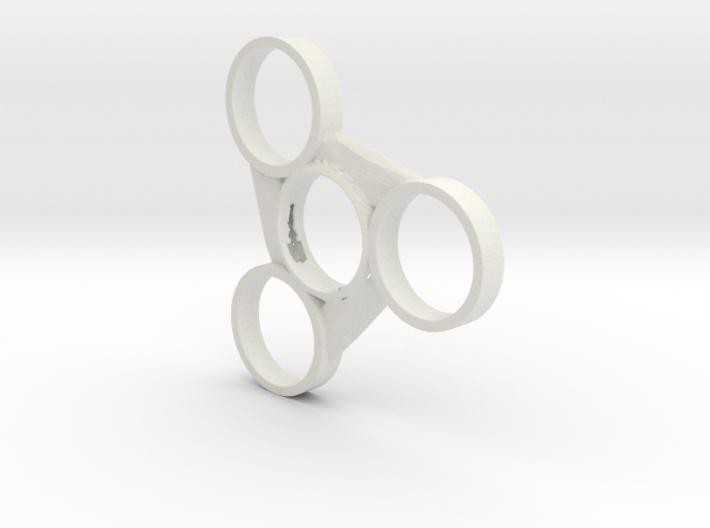Blade Fidget Spinner (Fits 608ZZ Bearings) 3d printed