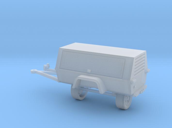 Generator/Compressor 1-87 HO Scale 3d printed