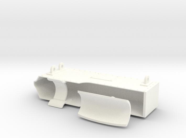 1.4 Sonar MD500 ASW (B) 3d printed