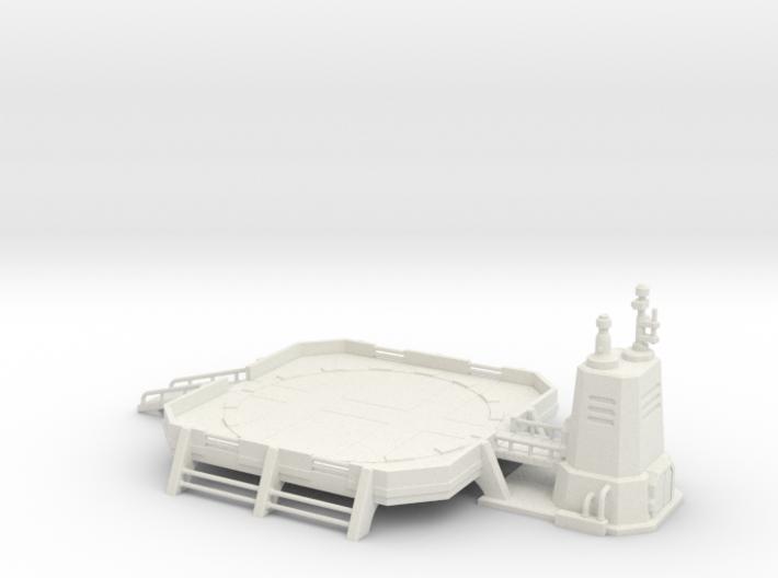 Landing Pad 3d printed
