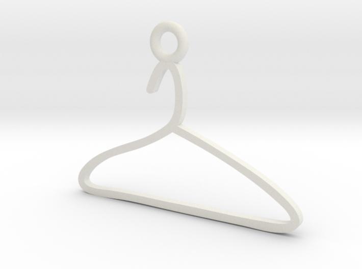 Hanger Charm! 3d printed