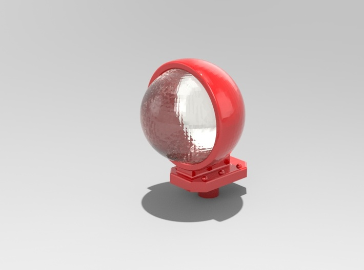 1.6 MD500 TAIL STROBE SUP 3d printed