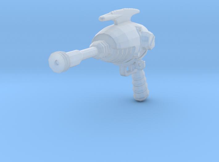 Alien Blaster (1:12 Scale) 3d printed