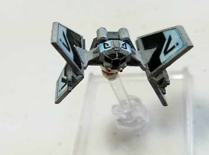 Sting Imperial Scout Build: QL RP RT (1/270)  3d printed