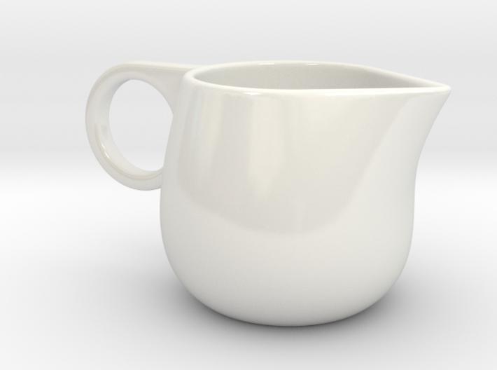 Creamer 3d printed