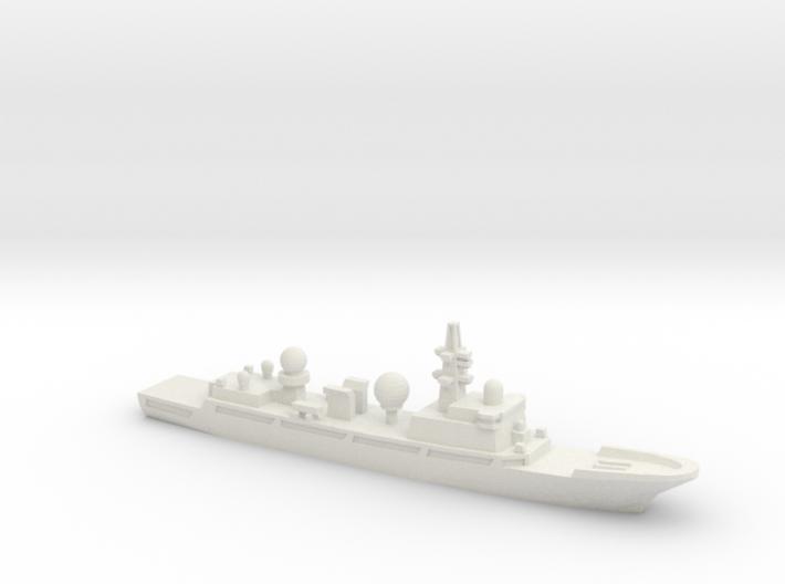 815G Electronic Surveillance Ship, 1/2400 3d printed