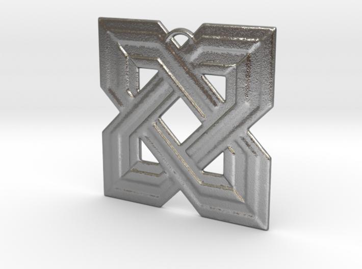 Ancient Celtic Pendant 3d printed
