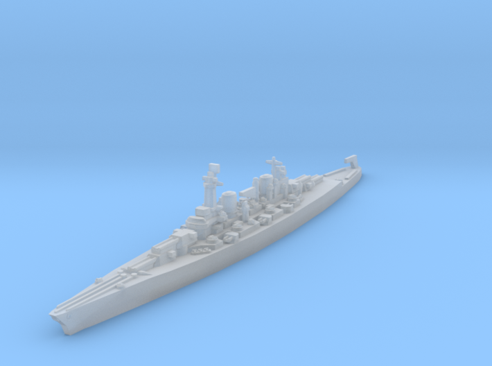 Lexington class battlecruiser (1940s) 1/4800 3d printed