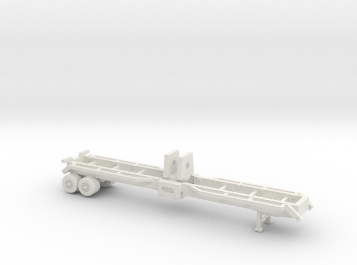 turbo ride trailer 3d printed
