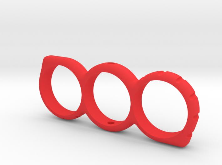 Small 73mm Fidget Spinner 3d printed