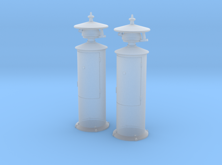 TJ-H04675x2 - Cloches Siemens Tourelle 3d printed
