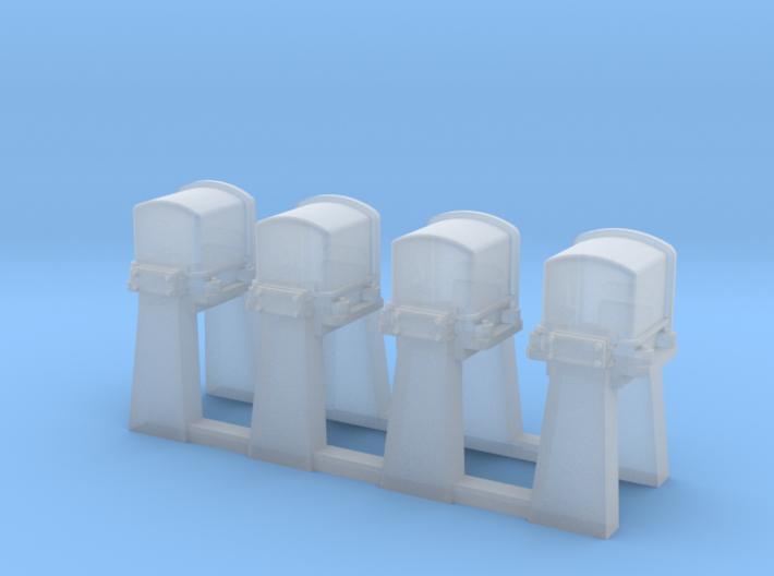 TJ-H04671x4 - Détonateurs bas 3d printed
