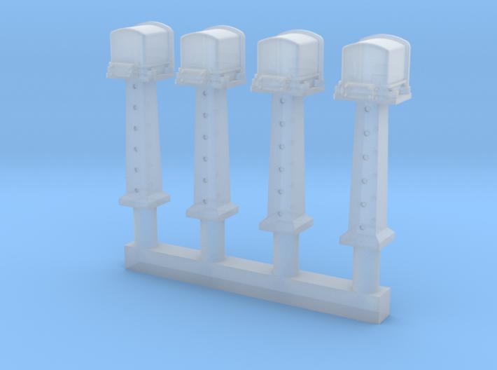 TJ-H04672x4 - Detonateurs sur poteau 3d printed