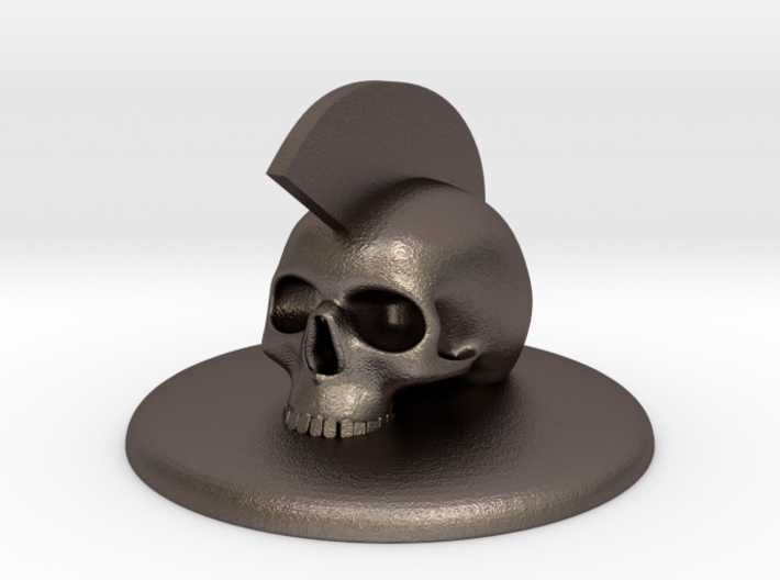#2 NEW ORNAMENT HOOD COVER 3d printed