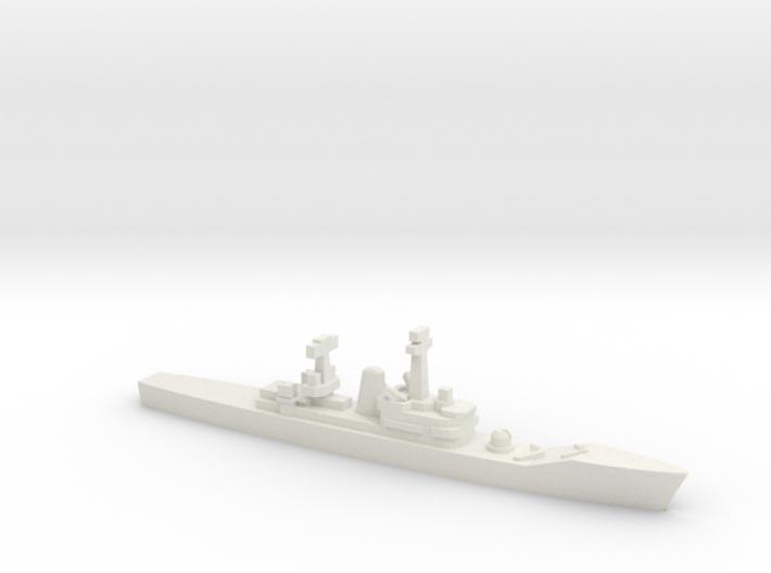 Van Speijk-class frigate (1976), 1/2400 3d printed