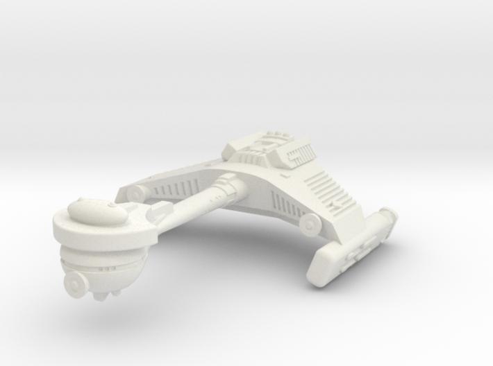 3125 Scale Klingon F5SB Scout Frigate WEM 3d printed