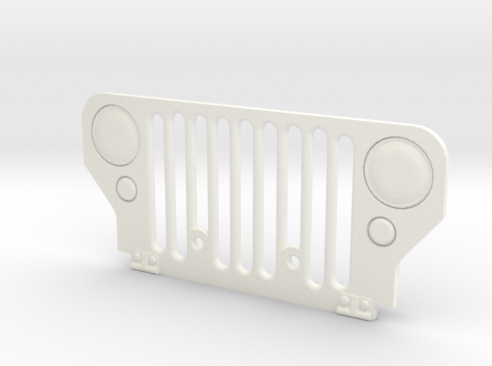 Simensays Wild Willy Grille 3d printed
