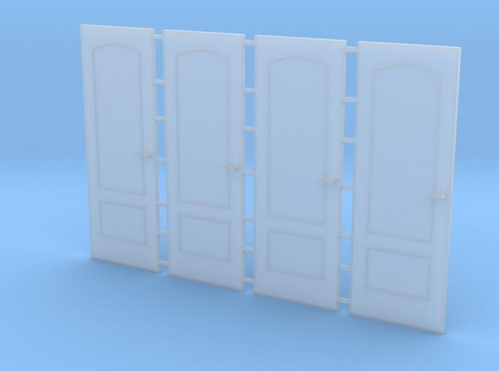 Doors 01. O Scale (1:48) 3d printed