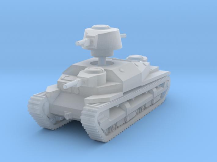 1/285 Type 95 Ro-Go 3d printed