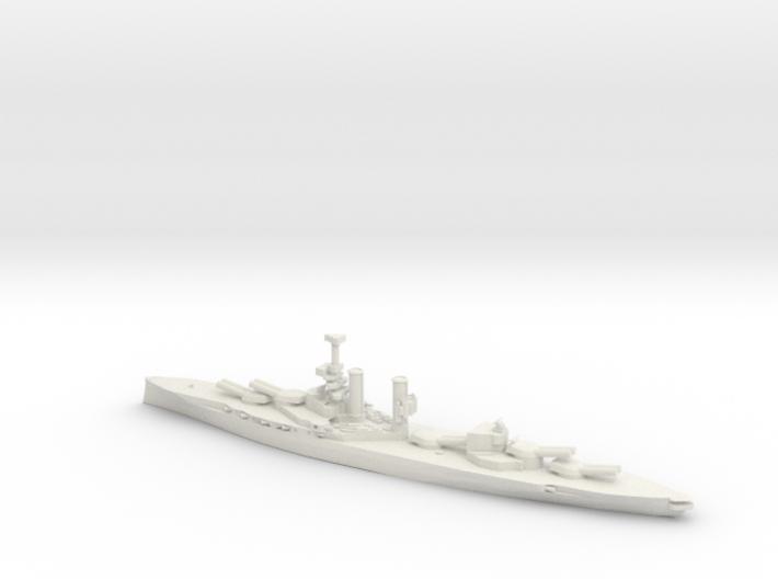 HMS Iron Duke 1/3000 3d printed