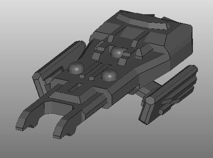 Atropos Destroyer 3d printed Description