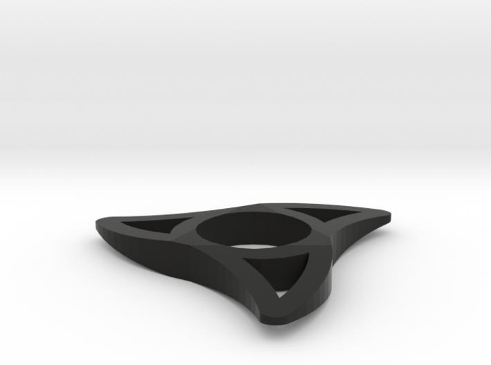 TriSpinner 3d printed