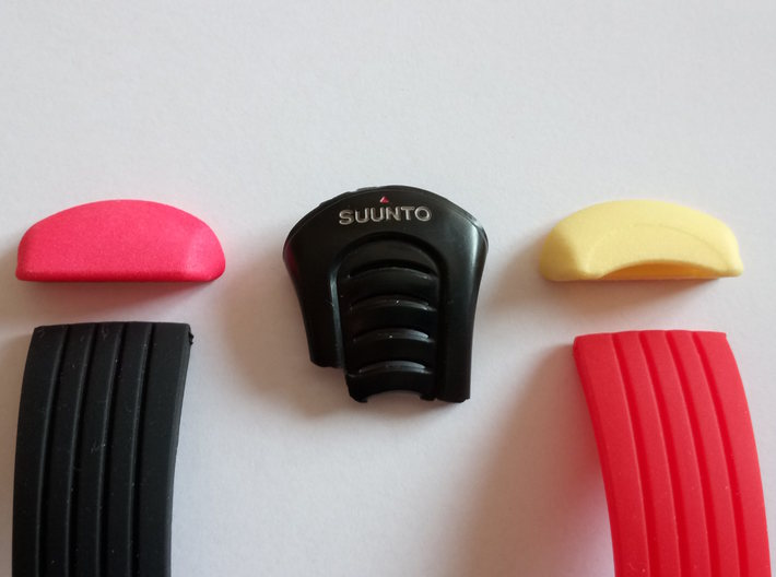 SUUNTO T6 X6HR X6 S6 Adapter kontur 22mm 3d printed