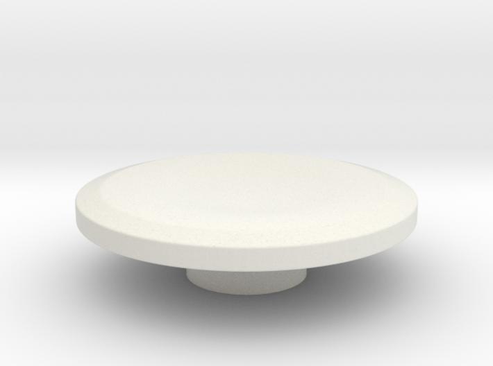Fidget Spinner Cap (x1) 3d printed