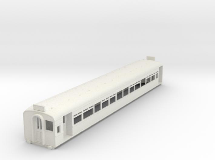 O-76-l-y-bury-third-class-coach 3d printed