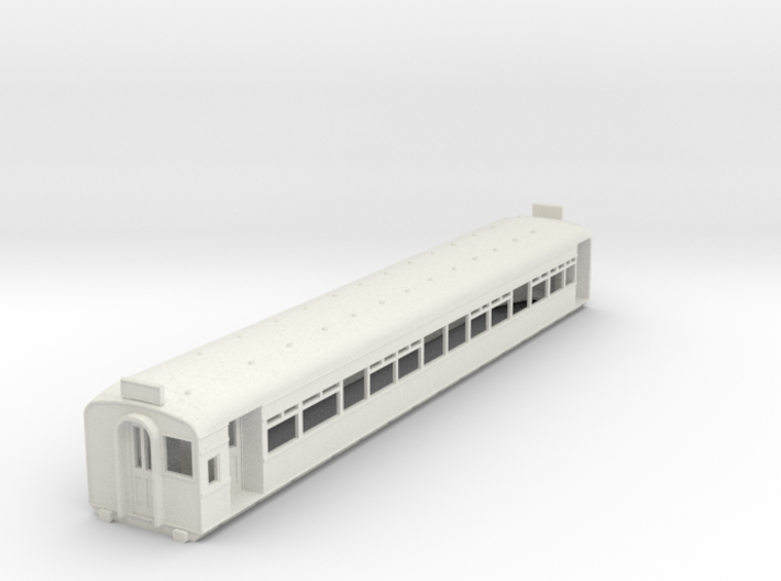 O-100-l-y-bury-third-class-coach 3d printed