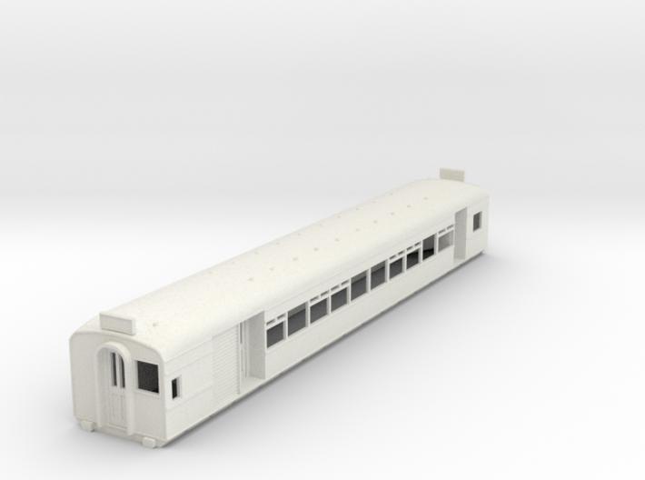 O-87-l-y-bury-motor-coach 3d printed