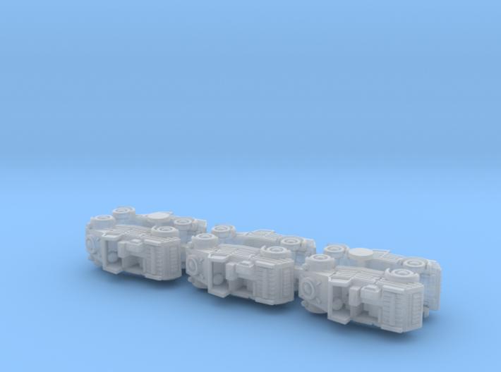 Kübel Funkwagen 200 V1 3d printed