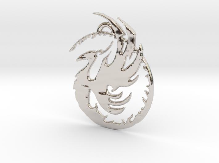 Phoenix 1 3d printed