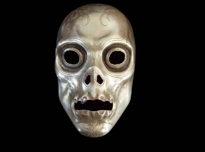 Harry Potter Death eater mask version #1  3d printed