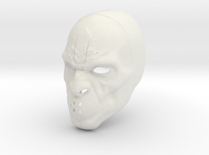 Harry Potter Death eater mask version #4 3d printed