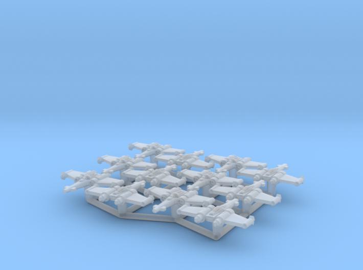 (Armada) 12x Clone Z-95 3d printed