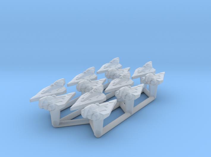 (Armada) 12x Delta-7B 3d printed