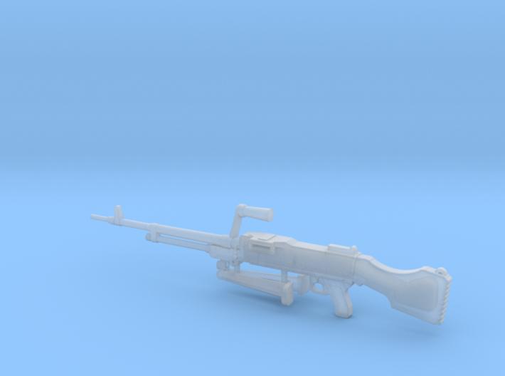 1/32 FN L37A2 (GPMG) Machine Gun 3d printed
