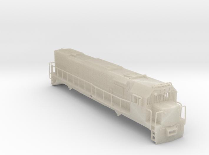 EMD GM GT 22 CW Locomotive 3d printed