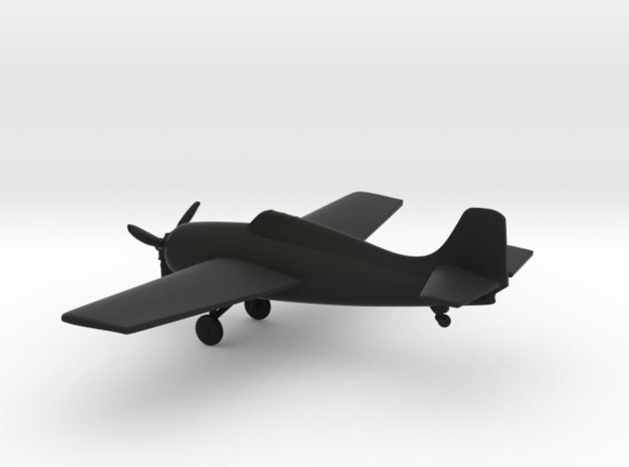 Grumman F4F Wildcat 3d printed