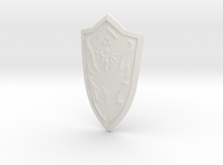 """""""BotW"""" Royal Shield 3d printed"""