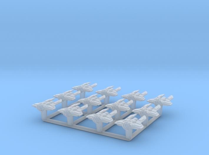 (Armada) 12x Scyk 3d printed