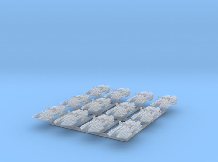 (Armada) 12x Rihkxyrk 3d printed