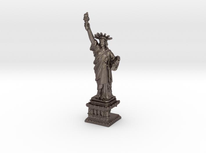 Liberty Brim Clip 3d printed