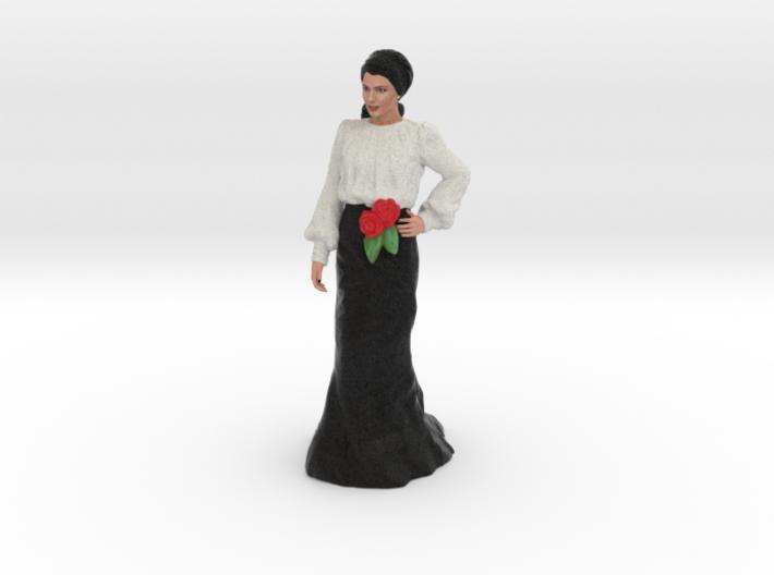 Leila Hatami 3D Model ready for 3d print 3d printed