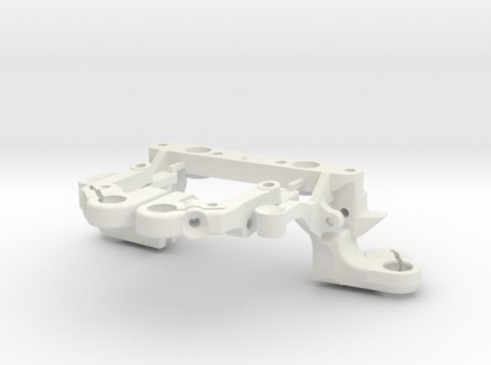 TRAIN AVANT BAS + TRIANGLES 3d printed