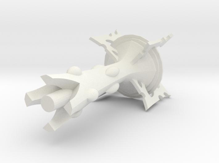 6mm Eldaritch Landing Platform (1pcs) 3d printed