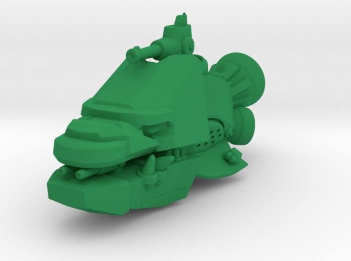 Dread Kruza 3d printed