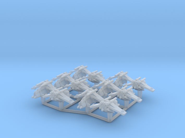 (Armada) 12x LAAT Republic Gunship (Land) 3d printed