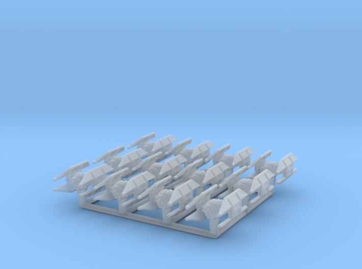 (Armada) 12x TIE Avenger 3d printed